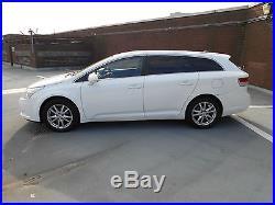 (10) 2010 Toyota Avensis 2.0D-4D TR Estate Full Service History SAT/NAV