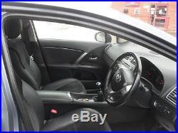 12 62 Toyota Avensis 2.0D-4D T4 Diesel estate, 1 owner with FSH, Sat nav etc
