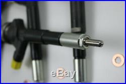 1x Injektor Einspritzdüse Toyota RAV 4 AVENSIS 2,0 D4D 110PS 116PS 23670-27030