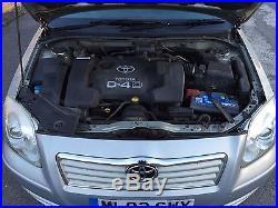 2003 03 Toyota Avensis 2.0 D4d T3x Manual Turbo Diesel 101k High Spec Has Mot