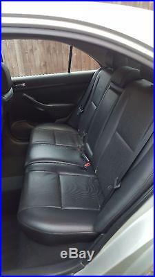 2003 (53) Toyota Avensis Tspirit D4d silver