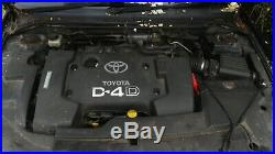 2003 TOYOTA AVENSIS 2.0 D-4D T3-S 5dr AC DIESEL SAT NAV Spares or repair
