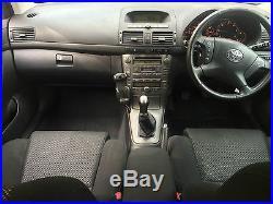 2003 Toyota Avensis T4 D-4d 2.0 Diesel 5 Door Full Toyota History New Turbo T3
