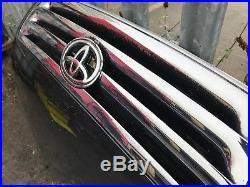 2003 Toyota Avensis Verso 5dr D4d Front Bonnet Hood + Grille Grey