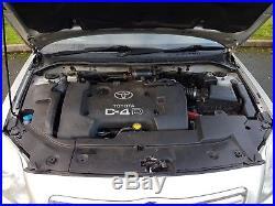 2004 (54 plate) Toyota Avensis Estate d4d 2.0 diesel towbar