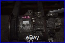 2004 Toyota Avensis 2.0 D4d Air Con Compressor Pump 447220-9750
