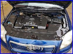 2004 Toyota Avensis T2 D-4D Estate 11 Months MOT Drives Superb