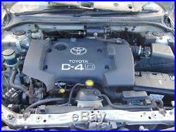 2005 MK2 Toyota Avensis 2.0 D-4D Diesel Engine 1CD-FTV