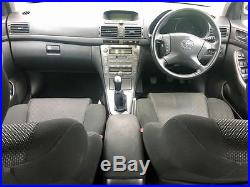 2005 Toyota Avensis 2.0 D4d Diesel, Mot, Fsh, A/c, Alloys, Taxed