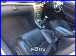 2005 Toyota Avensis 2.2 D-4d Diesel Estate Sat Nav Nav, Full Black Leather