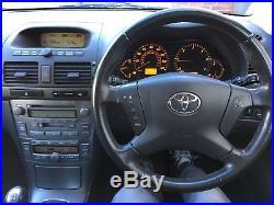 2005 Toyota Avensis T3-X D-4D 12 mths MOT