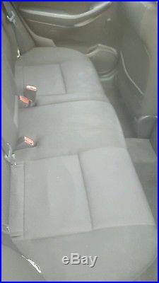2006 Black Toyota Avensis D4D 1.9 T3x diesel 5dr