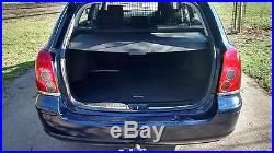 2006 TOYOTA AVENSIS T3 S D-4D BLUE