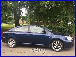 2006 Toyota Avensis T3-x D-4d Blue Turbo Diesel