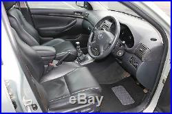 2006 Toyota Avensis Tspirit D-4d Silver Diesel