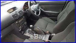 2006 Toyota Avensis 2.0 D-4D T3-S Estate DIESEL 2 Owners Long MOT Bargain