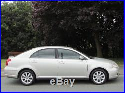 2006 Toyota Avensis 2.0 D-4d T3-s 5 Door++new Shape++reliable++economical++