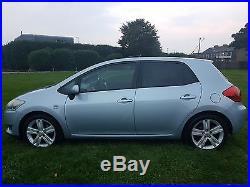 2007 (57) Toyota Auris 2.2 D-4D T180 D-CAT 5dr diesel cheap avensis corolla