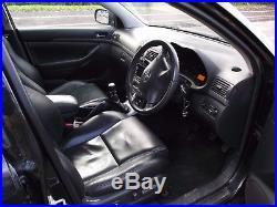 2007 Faulty Toyota Avensis 2.2 D-4D 150 T spirit ESTATE SAT NAV SUPERB