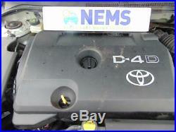 2007 MK2 Toyota Avensis D-4D 2.0 Diesel Engine 1AD-FTV