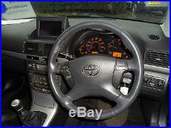 2007 Toyota Avensis Tspirit D-4d In Grey