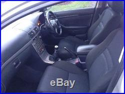 2007 Toyota Avensis 2.0 D4D T3X model