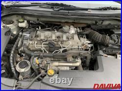 2007 Toyota Avensis 2.2 D-4D Diesel 110kW (150HP) Bare Engine 2AD-FTV BARE