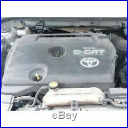 2007 Toyota Avensis 2,2 D Diesel Motor 2AD D4D 177 PS