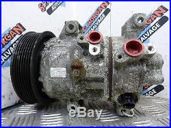 2007 Toyota Avensis 2.2 Diesel 2ad-ftv A/c Compressor (05-09) Breaking
