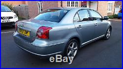 2007 Toyota Avensis 2.2D4D T180 Only 94000mls