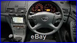 2007 Toyota Avensis D-4D T4 Diesel 6 Gears Manual 86k Miles SatNav Top Range