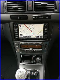 2007 Toyota Avensis T4 D-4D 2.0 Diesel estate Sat Nav long Mot reliable runner