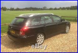 2008 57 Toyota Avensis 2.0 D-4d Tr Estate Full Toyota History 16 Stamps
