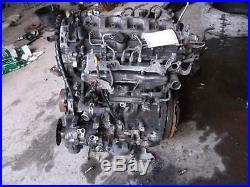 2008 TOYOTA AVENSIS D-4D 2.0 Manual Diesel Engine 1AD -FTV