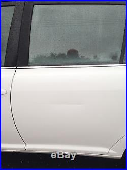 2008 Toyota Avensis Estate T3-x D-4d White