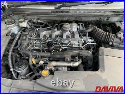 2008 Toyota Avensis 2.0 D-4D Diesel 93kW (126HP) Bare Engine 1AD-FTV BARE