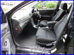 2008 Toyota Avensis 2.0 D-4D TR Manual Diesel Estate (sat nav)