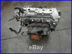 2008 Toyota Avensis 2.0 d4d diesel engine FTV