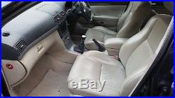 2008 Toyota Avensis 2.2 D-4D T Sprint Black 1 lady owner 95,000 miles