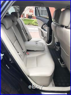 2009 09 Toyota Avensis 2.0 D-4d Diesel 6 Speed Manual T4 5 Door Estate Sat Nav