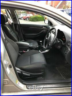 2009 58 Toyota Avensis Tr-4 D-4d 2.0 Diesel 6 Speed Manual 5 Door Hatchback