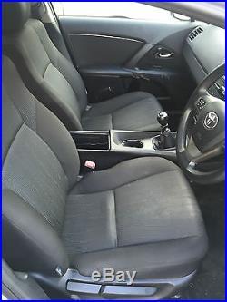 2009 Toyota Avensis T2 2.0 D4d Estate Non Runner / Spares Or Repair