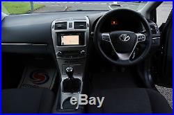2010'10' Toyota Avensis Diesel Tr 2.0 D-4d Black