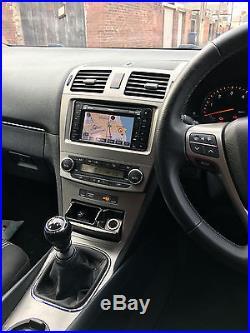 2010 / 60 Plate Toyota Avensis 2.0 D-4D TR 5dr Estate FE60 JDZ