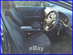 2010 Toyota Avensis Tr D-4d Black Estate