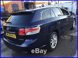 2010 Toyota Avensis Tr D-4d Estate, 1 F/owner, Climate, Alloys, Lovely Example