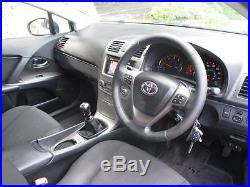 2010 Toyota Avensis 2.0 D-4D TR 5dr