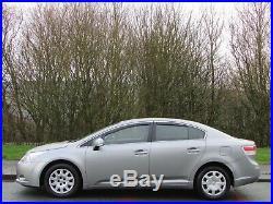 2010 Toyota Avensis 2.0 T2 D-4d 127 Bhp 4 Door++new Shape++6 Speed++bargain++