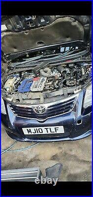 2010 Toyota Avensis T3-s D-4d 2.0 Diesel 62k Miles 1ad-ftv Engine Code