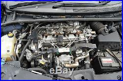 2011 Toyota Avensis T27 2.0 D4d 1ad-ftv Engine With Turbo, Injectors And Pump